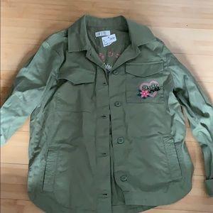H & M button down shirt